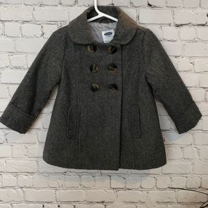 OLD NAVY Pea Coat Size 2T